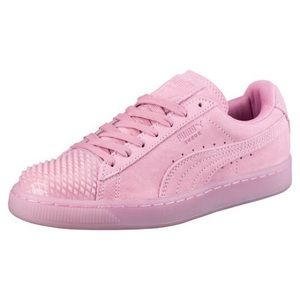 Pink Pumas with Jelly Spikes